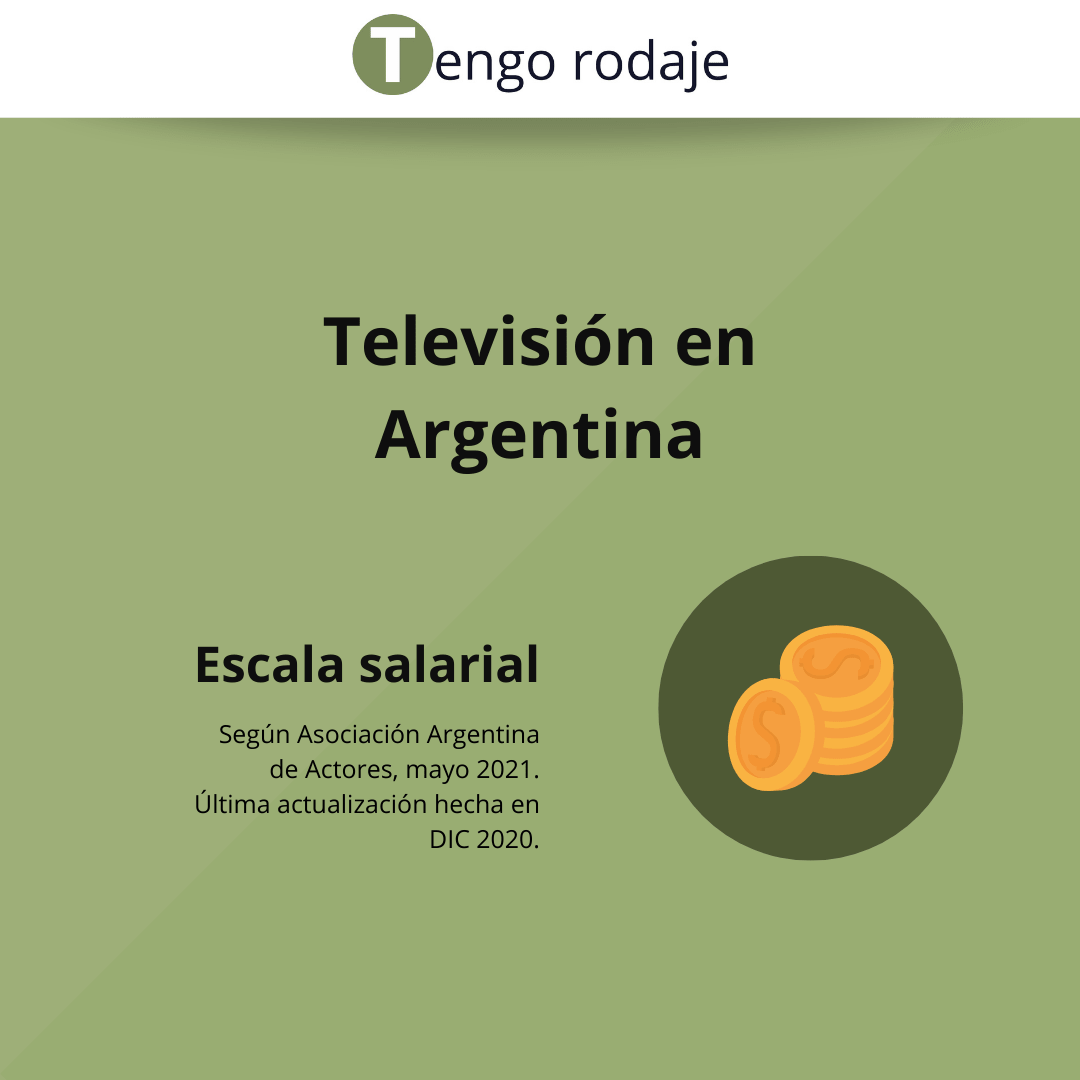 TV en argentina FLYER